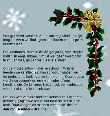 jaren met witte kerst